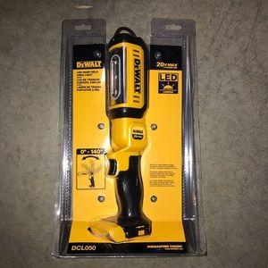 Dewalt Flashlight DCL050 NEW!